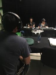 Sketch Nerds Podcast Recording